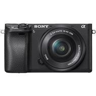 Sony APS-C Digitalkameror Sony Alpha 6300 + 16-50mm OSS