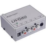 Forstærkere Omnitronic LH-040