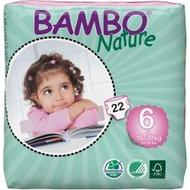 Bleer Bleer Bambo Nature XL Size 6