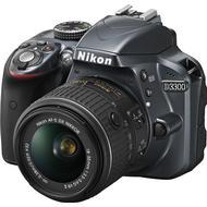 Nikon APS-C Digitalkameror Nikon D3300 + 18-55mm
