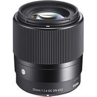 Kameraobjektiv Sigma 30mm F1.4 DC DN C for Sony E