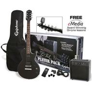 Musikinstrument Epiphone Les Paul Player Pack