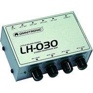Forstærkere Omnitronic LH-030