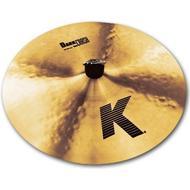 "Cymbal Musikinstrumenter Zildjian K Dark Crash Thin 15"""