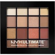 Makeup NYX Ultimate Shadow Palette Warm Neutrals