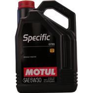 Motor oil Motor oil price comparison Motul Specific 0720 5W-30 Motor Oil