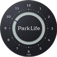 Parkeringshjælp Parkeringshjælp NeedIT Park Life Carbon Black