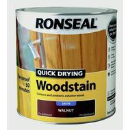 Glaze Paint Glaze Paint price comparison Ronseal Quick Drying Woodstain Brown 2.5L