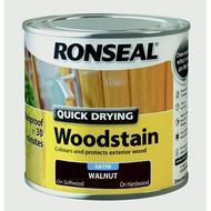 Glaze Paint Glaze Paint price comparison Ronseal Quick Drying Woodstain Brown 0.25L