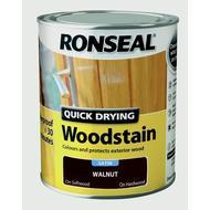Glaze Paint Glaze Paint price comparison Ronseal Quick Drying Woodstain Brown 0.75L
