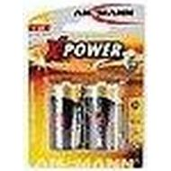 Batteries Batteries price comparison Ansmann X-Power Baby C2-pack