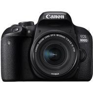 APS-C - Bluetooth Digitalkameror Canon EOS 800D + 18-55mm IS STM