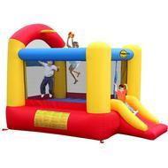 Bouncy Castles Bouncy Castles price comparison Happyhop Slide & Hoop Bouncer