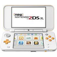 Game Consoles Deals Nintendo New 2DS XL - White/Orange