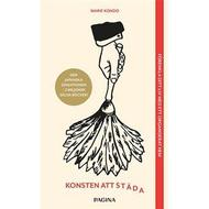 Pocket Böcker Konsten att städa: förändra ditt liv med ett organiserat hem (Pocket, 2017)