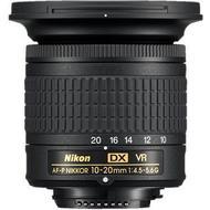 Kamera Objektiver Nikon AF-P DX Nikkor 10-20mm F4.5-5.6G VR