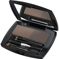 Pincet Pincet Isadora Perfect Brow Kit Duo Compact Powder #16 Brown Duo