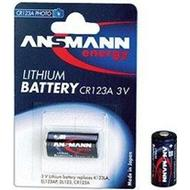 Camera Batteries Camera Batteries price comparison Ansmann CR123A