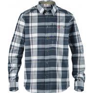 Flanell Shirt Herrkläder Fjällräven Fjällglim Shirt - Dark Blue