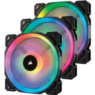 Ventilator Ventilator Corsair LL120 Dual Light Loop LED RGB 120mm Three Pack