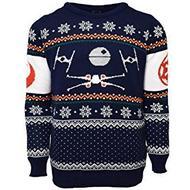 Herrkläder Numskull Star Wars Tie Fighter Sweater Unisex