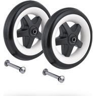 Hjul Hjul Bugaboo Bee3 Front Wheels Replacement Set