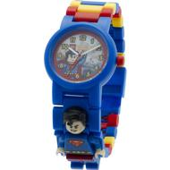 Børneur Børneur Lego DC Comics Super Heroes Superman Minifigure (5004603)