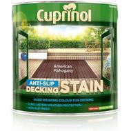 Glaze Paint Glaze Paint price comparison Cuprinol Anti Slip Decking Woodstain Grey 2.5L