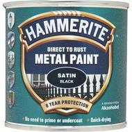 Metal Paint Metal Paint price comparison Hammerite Direct to Rust Metal Paint Black 0.25L