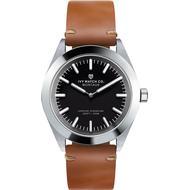 Herreur Herreur Ivy Watch Co. Montauk Classic Leather Cognac Charcoal