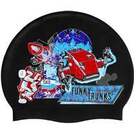 Våtdräktsdelar Våtdräktsdelar Funky Trunks Battle Galactic Cap