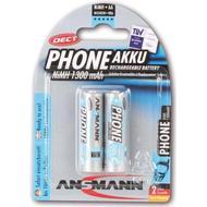 Camera Batteries Camera Batteries price comparison Ansmann NiMH Mignon AA 1300mAh Compatible 2-pack