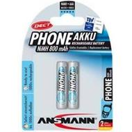 Camera Batteries Camera Batteries price comparison Ansmann NiMH Micro AAA 800mAh MaxE Compatible 2-pack