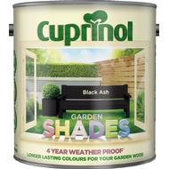 Wood Paint Wood Paint price comparison Cuprinol Garden Shades Wood Paint Black 2.5L