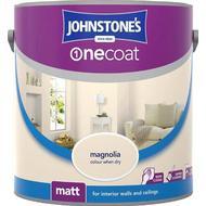 Ceiling Paint Ceiling Paint price comparison Johnstones One Coat Matt Wall Paint, Ceiling Paint Beige 2.5L