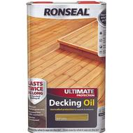 Oil Oil price comparison Ronseal Ultimate Protection Decking Oil Green 5L