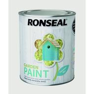 Wood Paint Wood Paint price comparison Ronseal Garden Wood Paint Blue 0.75L