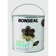 Wood Paint Wood Paint price comparison Ronseal Garden Wood Paint Brown 2.5L