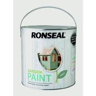 Wood Paint Wood Paint price comparison Ronseal Garden Wood Paint Green 2.5L