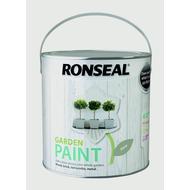 Wood Paint Wood Paint price comparison Ronseal Garden Wood Paint Grey 2.5L