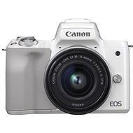 Canon APS-C Digitalkameror Canon EOS M50 + 15-45mm IS STM