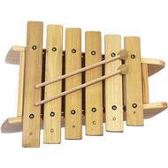 Musikinstrument Trommus Marimba F 6 Toner