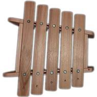 Musikinstrument Trommus Marimba D 5 Toner