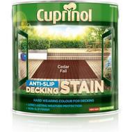 Glaze Paint Glaze Paint price comparison Cuprinol Anti Slip Decking Woodstain Brown 2.5L