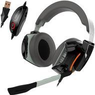 Over-Ear Høretelefoner Gamdias Hephaestus P1 RGB