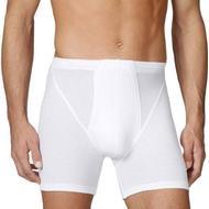 Boxer Herrkläder CALIDA Classic Cotton 2:2 Boxer Brief 2:2 - White