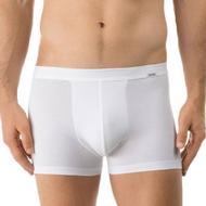 Herrkläder CALIDA Activity Cotton Boxer Brief - White