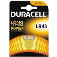 Watch Batteries Watch Batteries price comparison Duracell LR43 Compatible 2-pack