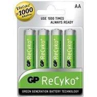 Batteries Batteries price comparison GP ReCyko+ Batterier AA 4Pack