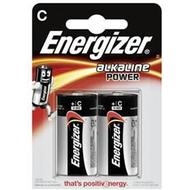 Batteries Batteries price comparison Energizer Alkaline Power C 2-pack